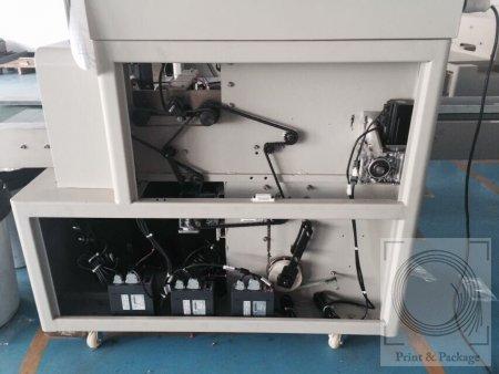 Горизонтальные упаковочные машины серии HDL-X (пленка снизу)