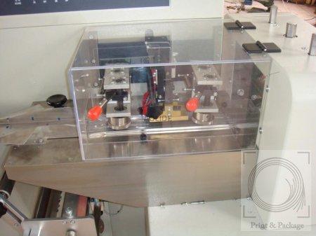 Горизонтальные упаковочные машины серии HDL-D (пленка сверху)