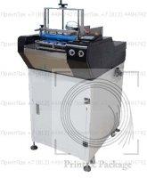 Машина для каширования туб при помощи клея расплава или водоосновного клея PR-423