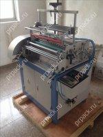 Машина для каширования туб длинной до 670 мм при помощи горячего клея