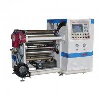 Бобинорезальная машина для резки пленки на узкие рулоны 3-5 мм ширины