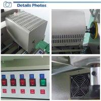 Полуавтоматическая машина золочения торца книжного блока