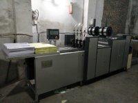 Автоматический буклетмейкер с функцией торцевой подрезки готовой продукции