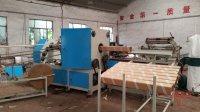 Оборудование для производства бумажных втулок прямоугольного сечения