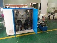 Бобинорезальная машина с контактной намоткой QFJ-800C (300 м/мин)