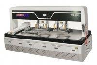 Автоматическая двухголовочная машина для удаления облоя и выемки заготовок STP-920/1080