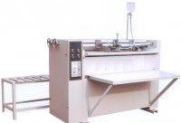 Полуавтоматическая фальцевально склеивающая линия для гофрокоробов ZXJ-2600