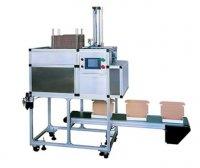 Автоматическая машина для сборки безклеевых коробок из плоских заготовок